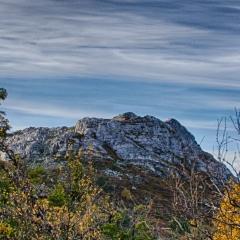 Kvitfjell (white mountain)